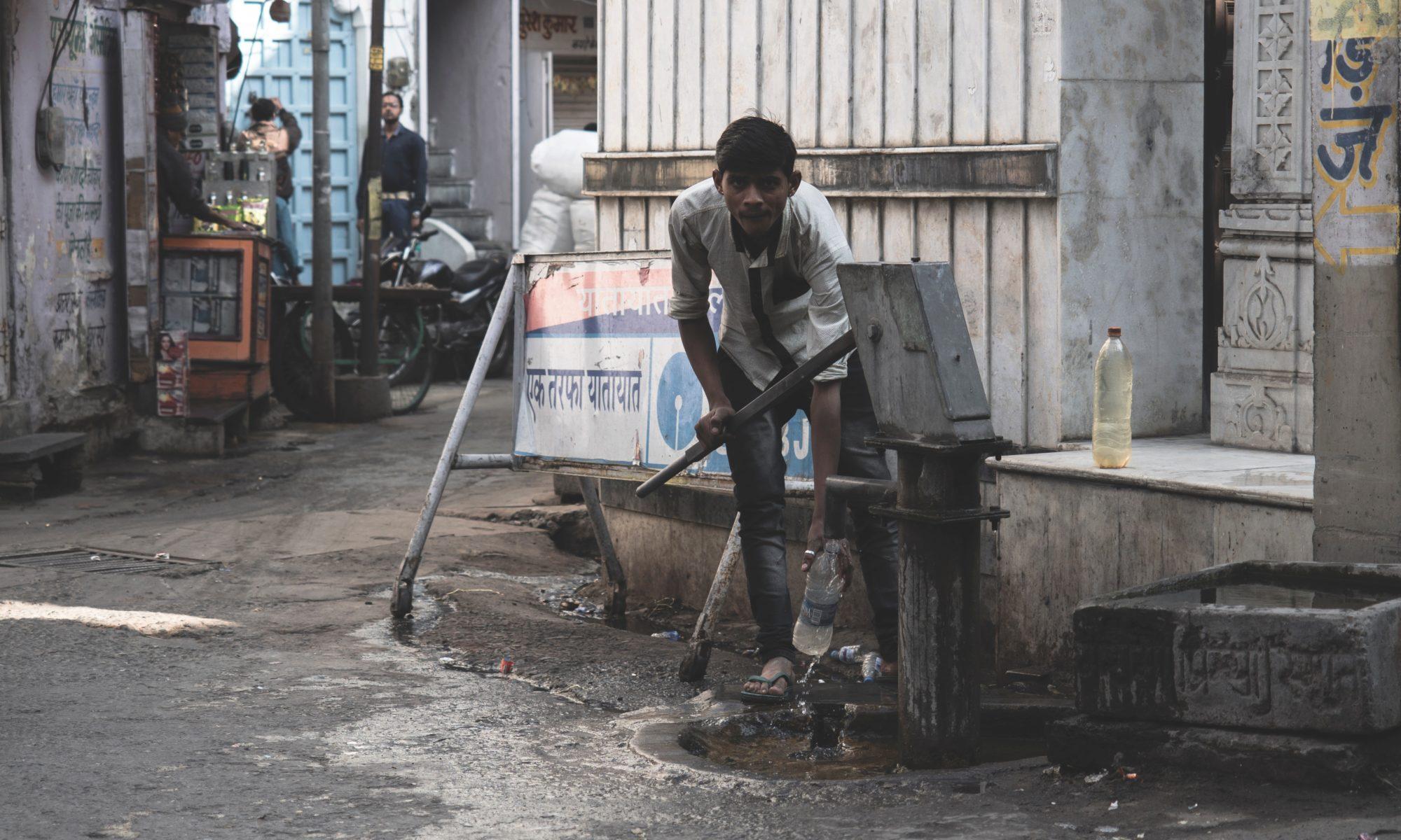 インドの水事情