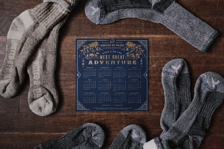 男性の靴下