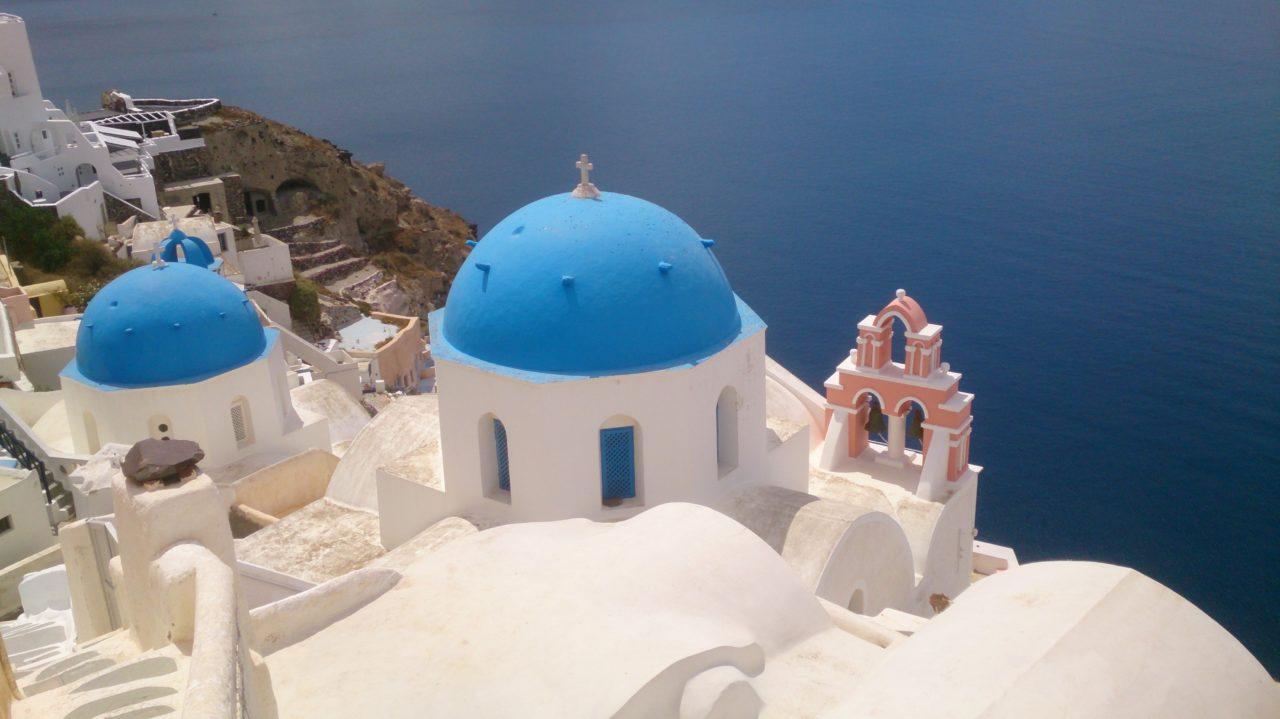 【ギリシャ留学】マンマ・ミーア!の島への留学費用と方法のブログ