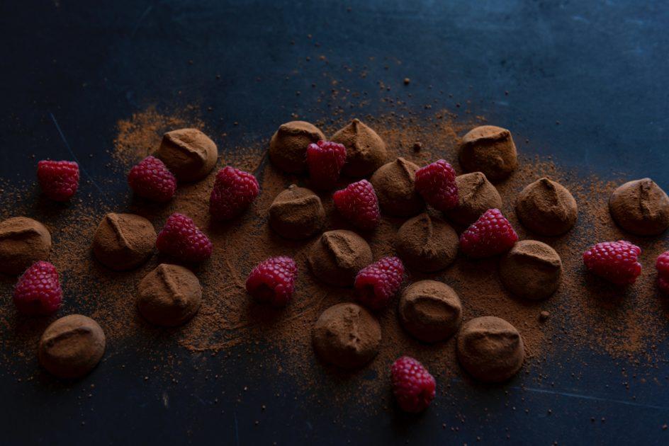 デーツを使ったチョコレート