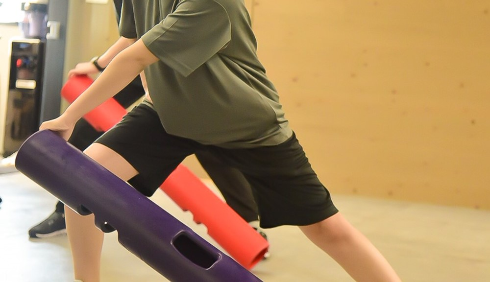 FiNCFIT(フィンクフィット)の下半身トレーニング