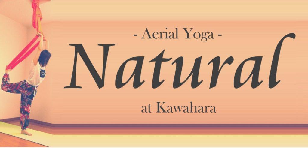 Natural (エアリアルヨガ ナチュラル)