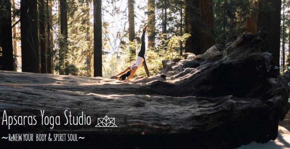 Apsarasu yoga studio(アプサラスヨガスタジオ)