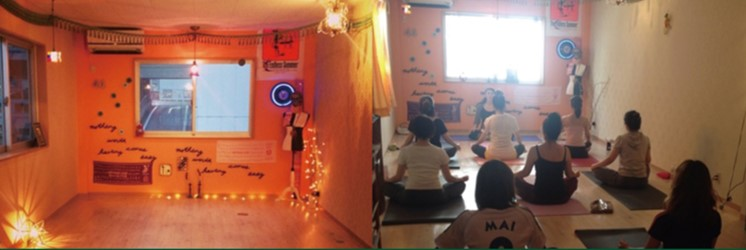 Yoga &カイロプラクティック Room