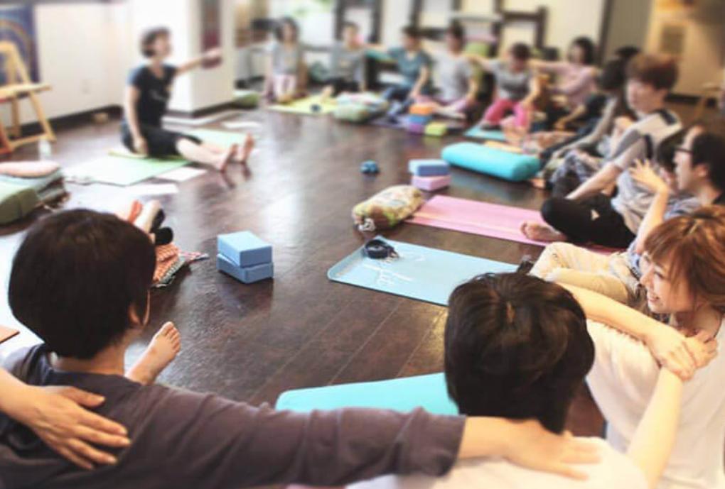 Yoga shala sapporo(ヨガシャラ)
