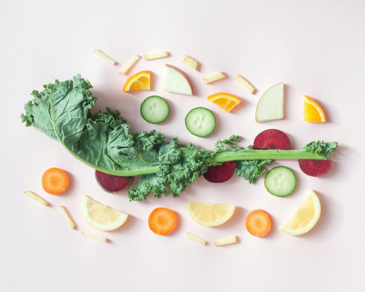 野菜とくだもの