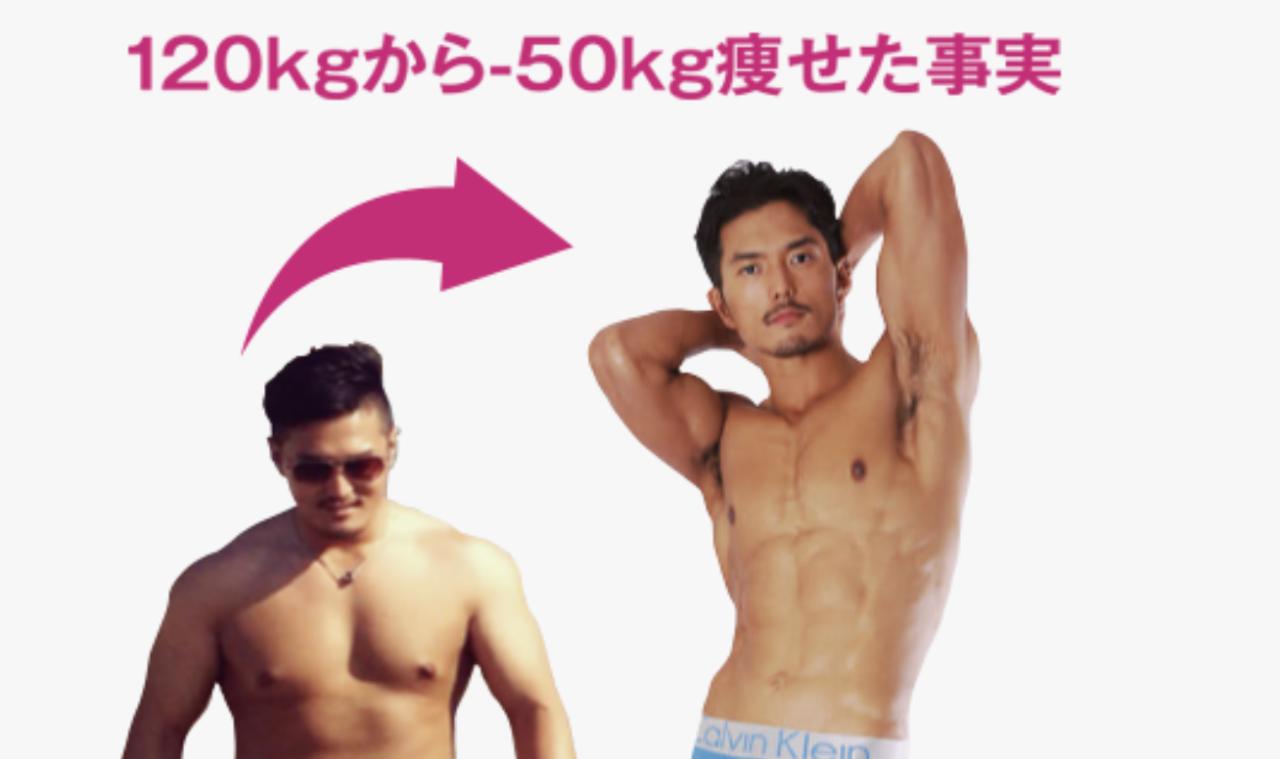 Bodyke青木泰三トレーナー