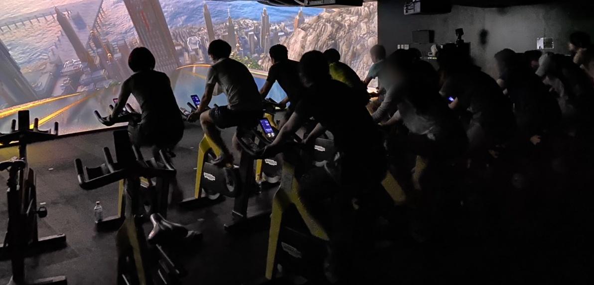 サイクルR渋谷の体験口コミ