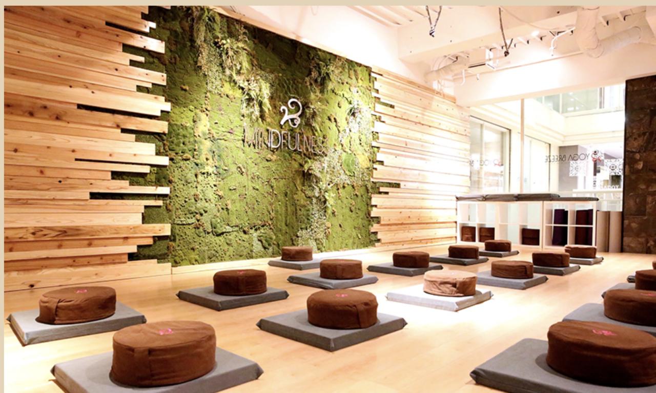 ヨガブリーズ瞑想スタジオ