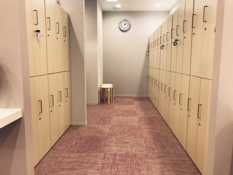 AMI-IDA有明の更衣室