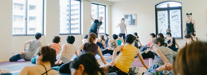 hibi yoga 大野城