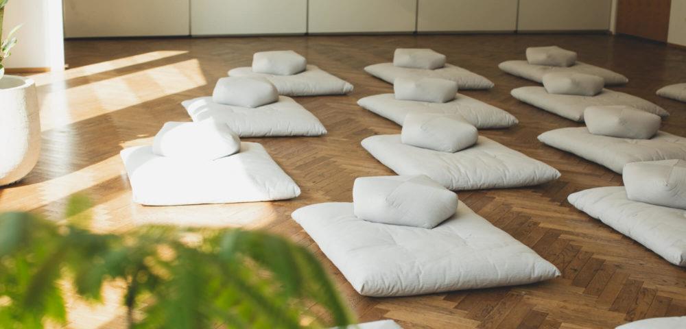 瞑想サロンMELONのスタジオ