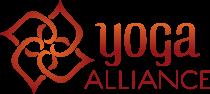ヨガアライアンスのロゴ