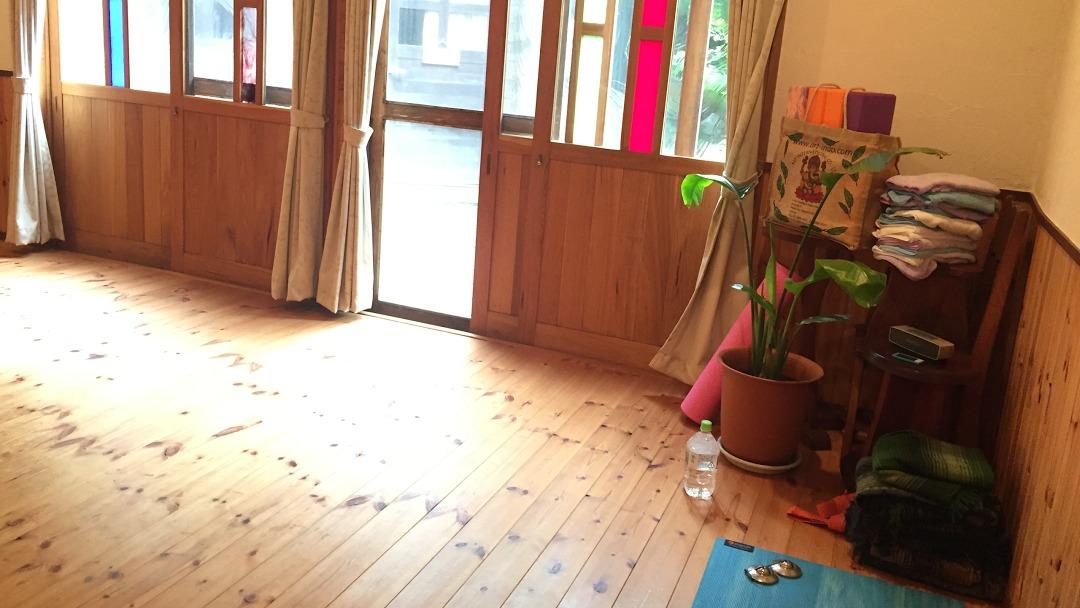 鎌倉ヨガ教室