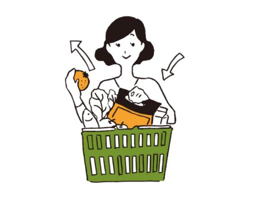 オイシックスの買い物カゴ編集(商品変更)